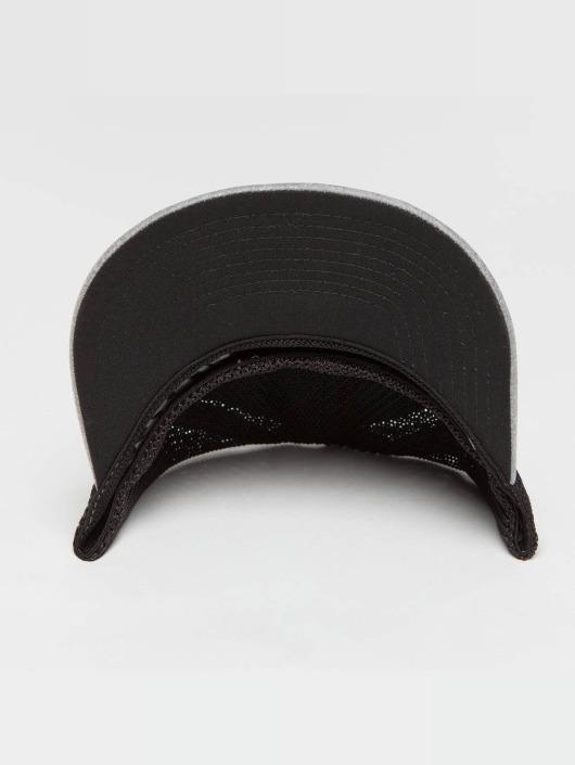 Flexfit Verkkolippikset Melange harmaa