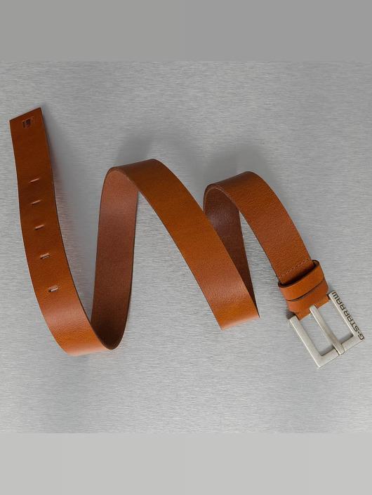 G-Star Bælte Duko Cuba Leather brun
