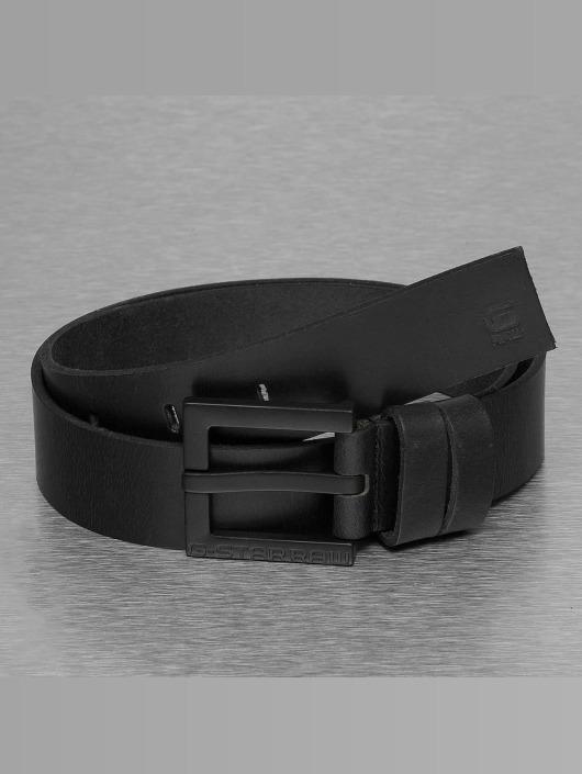 G-Star Belt Duko Cuba Leather black
