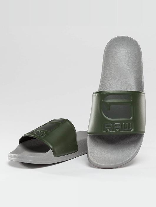 G-Star Footwear Žabky Cart Slide šedá