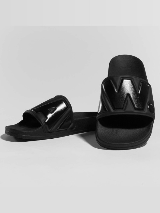 4145e19034f G-Star Footwear schoen / Slipper/Sandaal Cart Slides in zwart 478738
