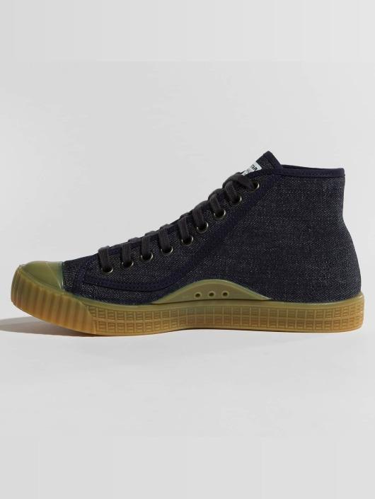G-Star Footwear Sneakers Rovulc Roel Mid modrá