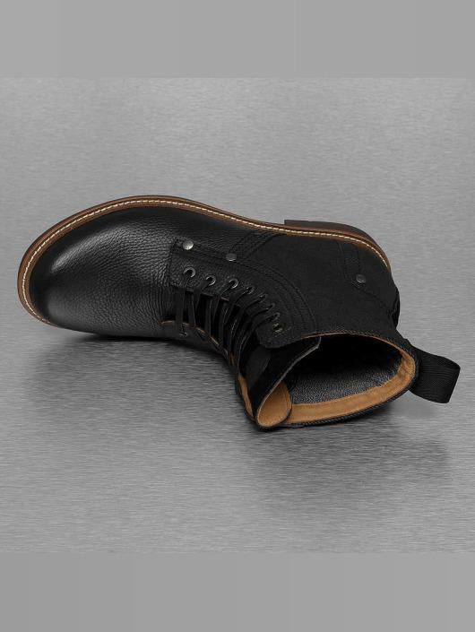 G-Star Footwear Støvler Labour Leather sort