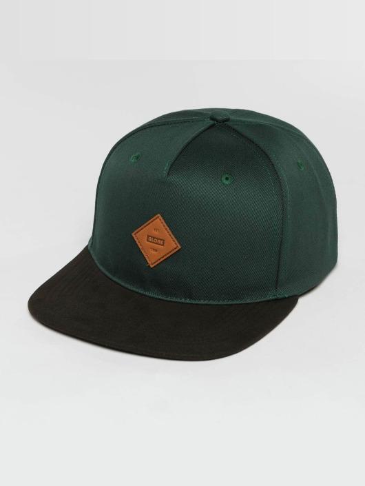 Globe Snapback Cap Gladstone II green