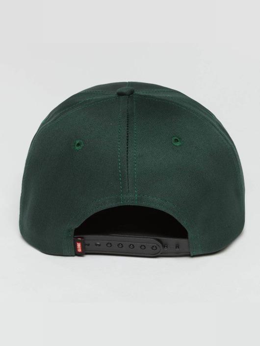 Globe Snapback Caps Gladstone II vihreä
