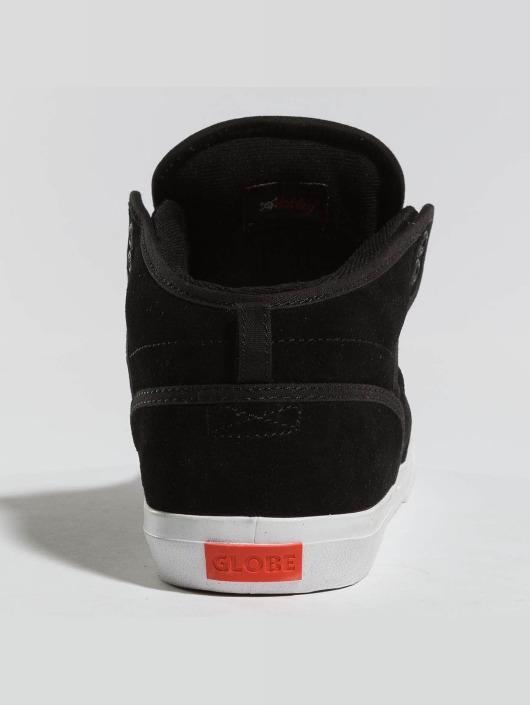 Globe Sneaker Motley Mid schwarz