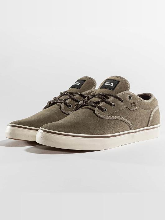 Globe Sneakers Motley brown