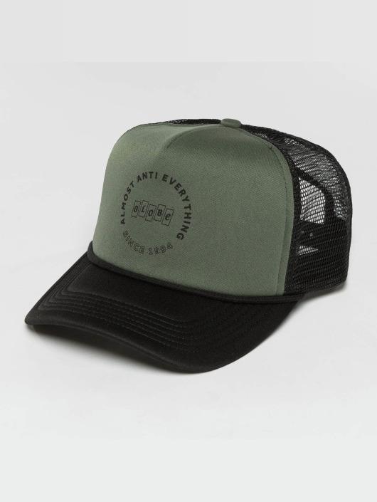 Globe trucker cap Anti olijfgroen