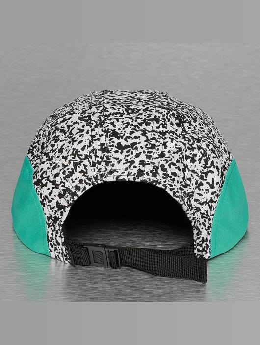 Grimey Wear 5 Panel Caps Rock Creek pestrá