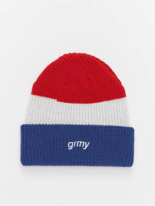 Grimey Wear Beanie Flamboyant blau