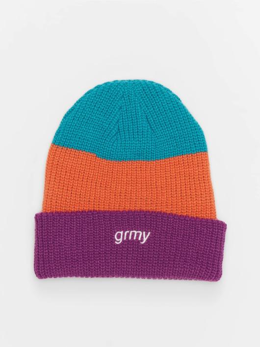 Grimey Wear Hat-1 Flamboyant purple