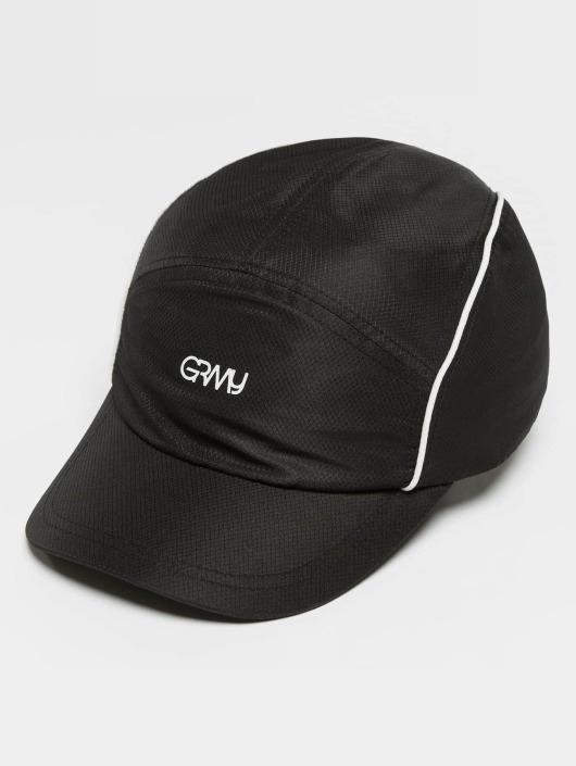 Grimey Wear Snapback Cap Mangusta V8 black