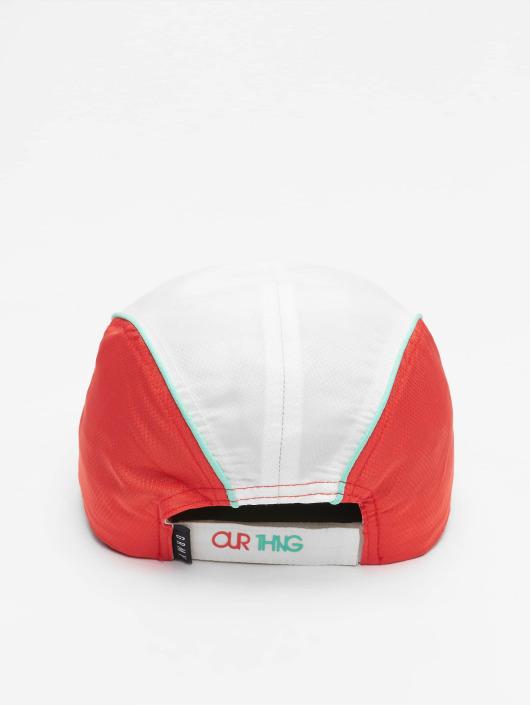 Grimey Wear Snapback Caps Mangusta V8 red