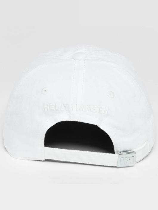 Helly Hansen Snapback Cap Logo weiß