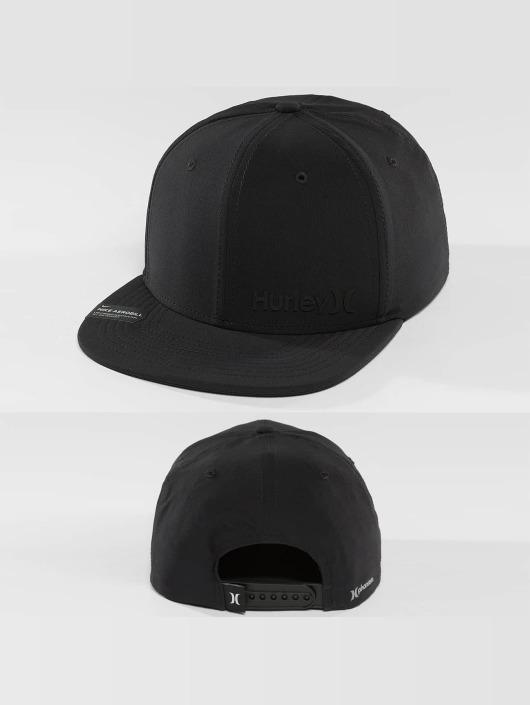 Hurley Snapback Cap Phantom Corp in schwarz 423722 1995644a580