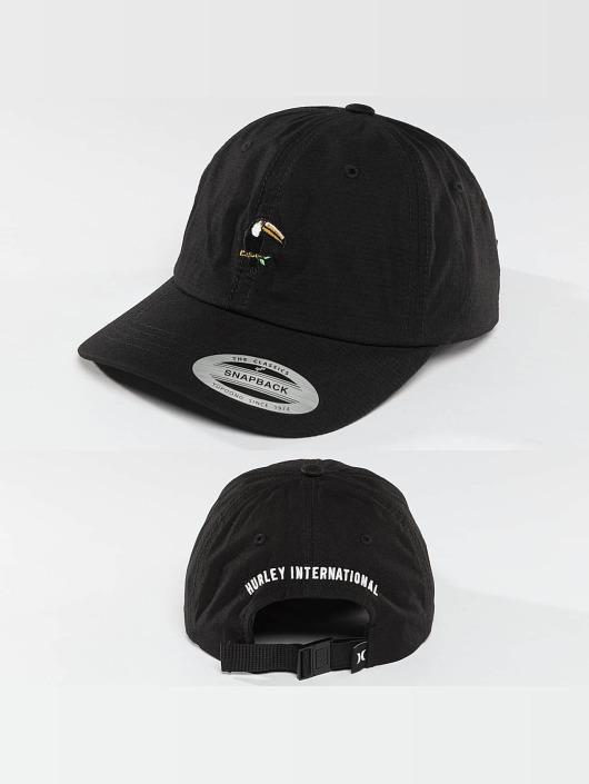 Hurley Snapback Cap Toucan schwarz  Hurley Snapback Cap Toucan schwarz ... 250cd2c1492