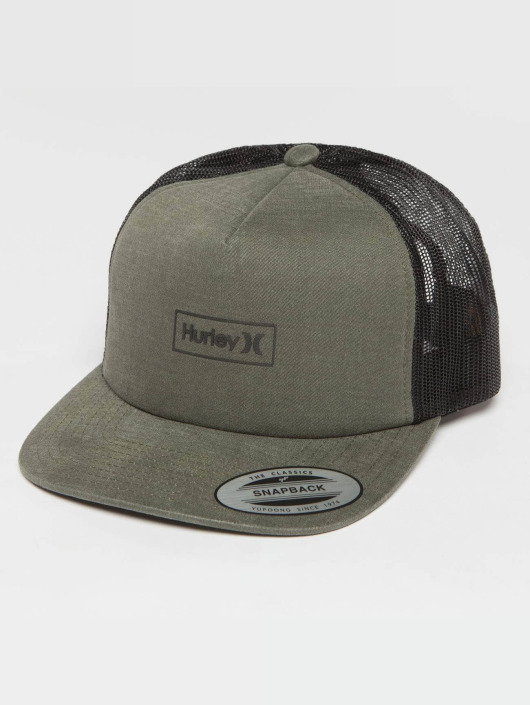 Hurley Trucker Caps Locked grøn