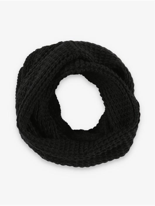 Jack & Jones Šály / Šatky jacWaffle Knit èierna