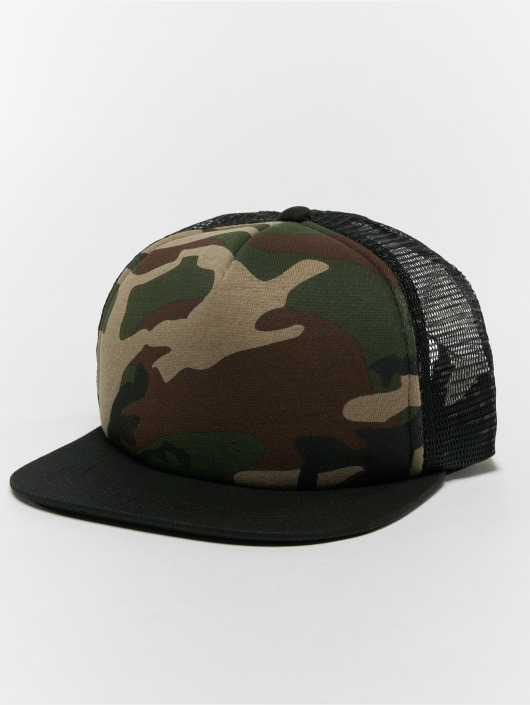 Jack & Jones Trucker Caps jacChris čern