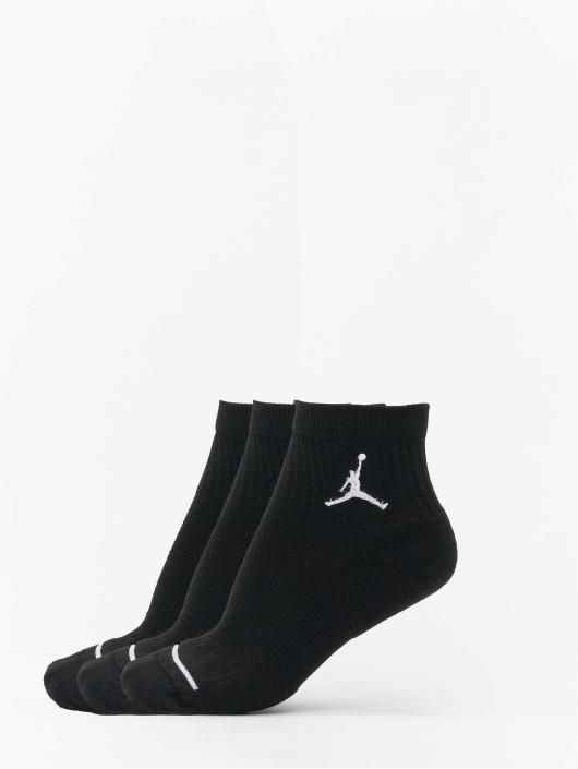 Jordan Skarpetki Jumpman High-Intensity Quarter czarny