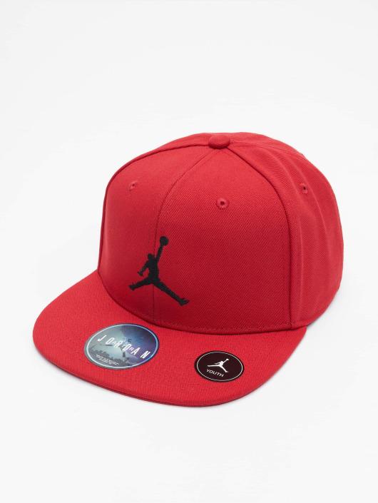 Jordan Snapback Cap Jumpman red