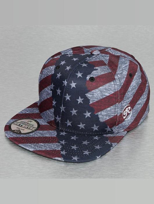 Just Rhyse Snapback Cap America colored
