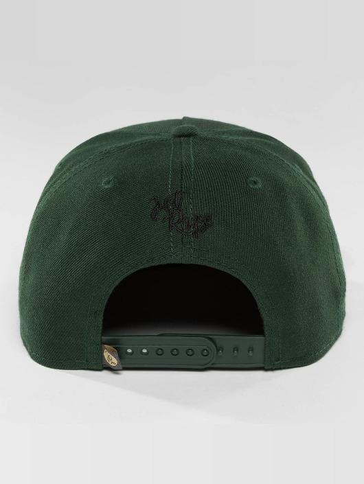Just Rhyse Snapback Cap Gakona Starter green