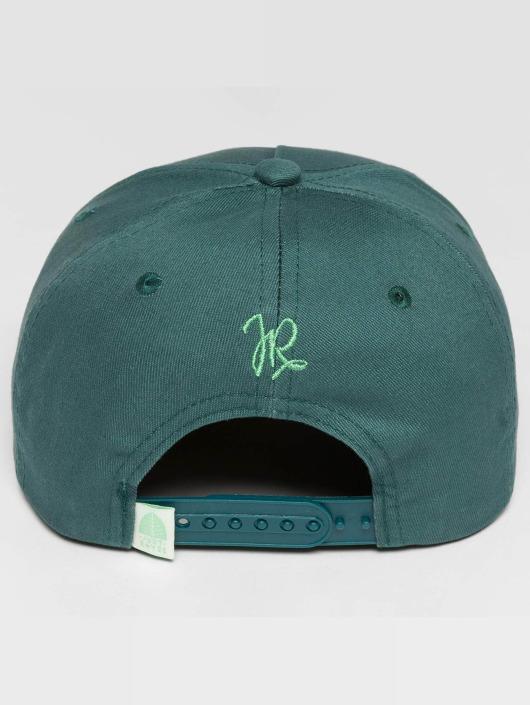 Just Rhyse Snapback Cap Chito green