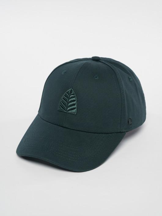 Just Rhyse Snapback Cap Tiquina green