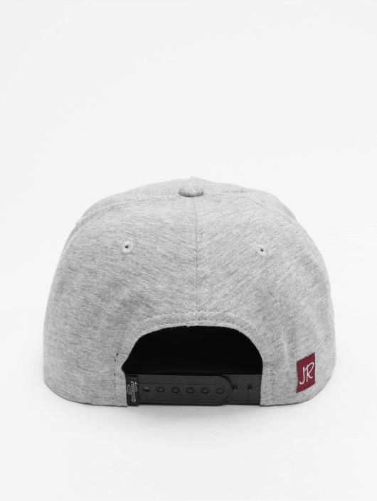 Just Rhyse Snapback Cap New York Style grey