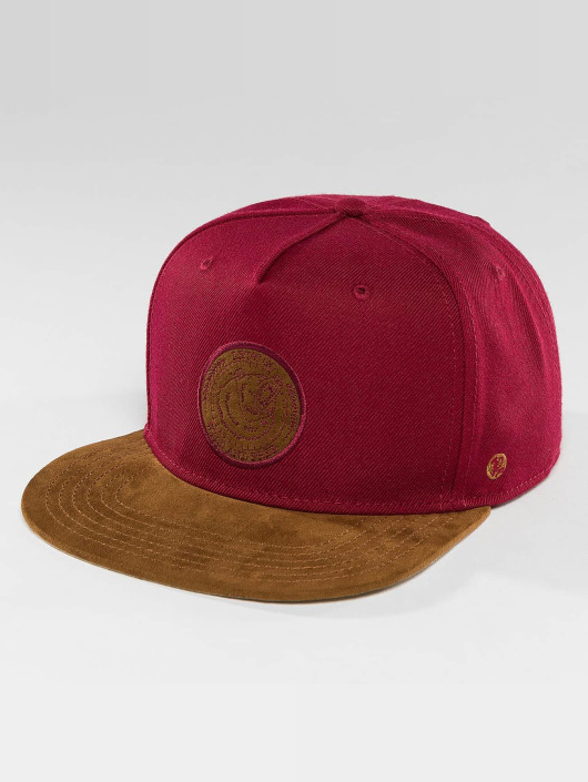 Just Rhyse Snapback Cap Northway Starter red