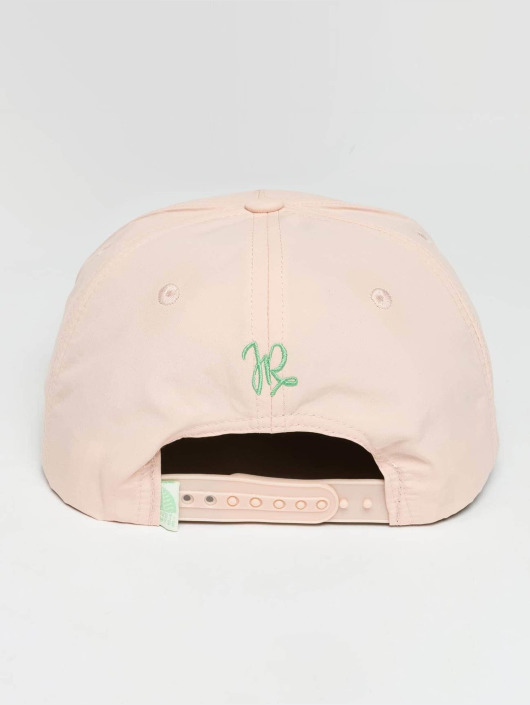 Just Rhyse Snapback Cap Chito rose