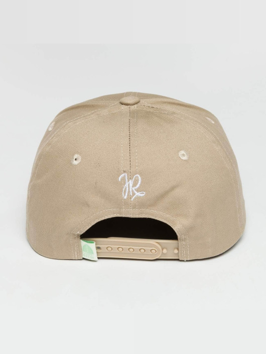Just Rhyse Snapback Caps Pangoa bezowy