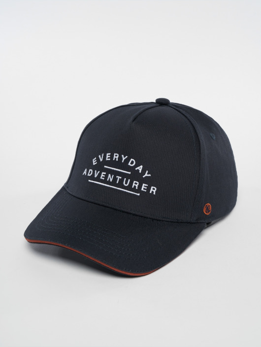 Just Rhyse Snapback Caps Adventurer blå
