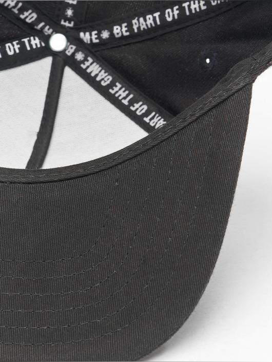 Just Rhyse Snapback Caps New York Style czarny