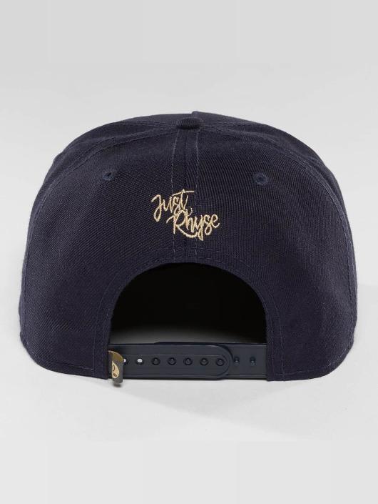Just Rhyse Snapback Caps Nelchina Starter modrý