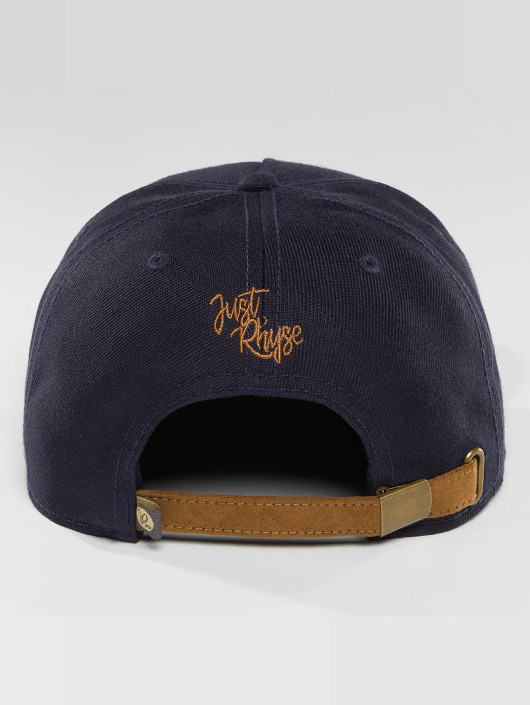 Just Rhyse Snapback Caps Northway Starter modrý