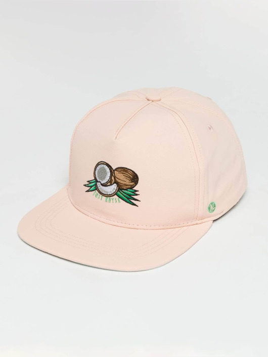 Just Rhyse Snapback Caps Chito rózowy