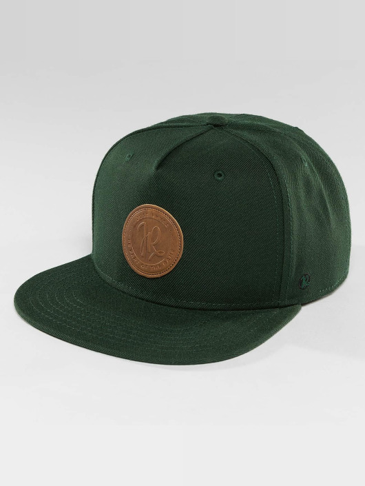 Just Rhyse Snapback Caps Gakona Starter zelený