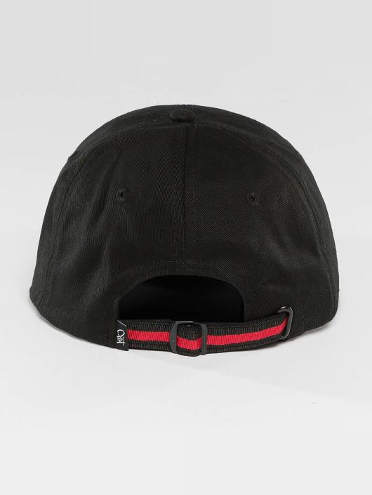 K1X Casquette Snapback & Strapback NOH Tag Sports noir