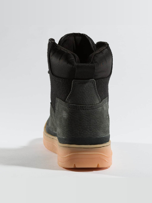 K1X Chaussures montantes State Sport noir