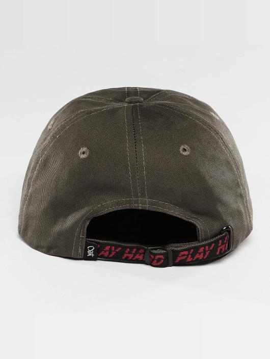 K1X Gorra Snapback Crest Sports gris