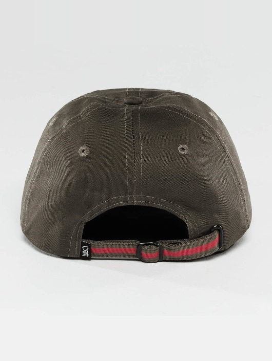 K1X Snapback Cap NOH Tag Sports gray