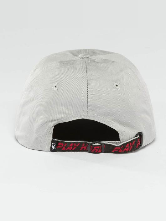 K1X Snapback Cap Crest Sports grey