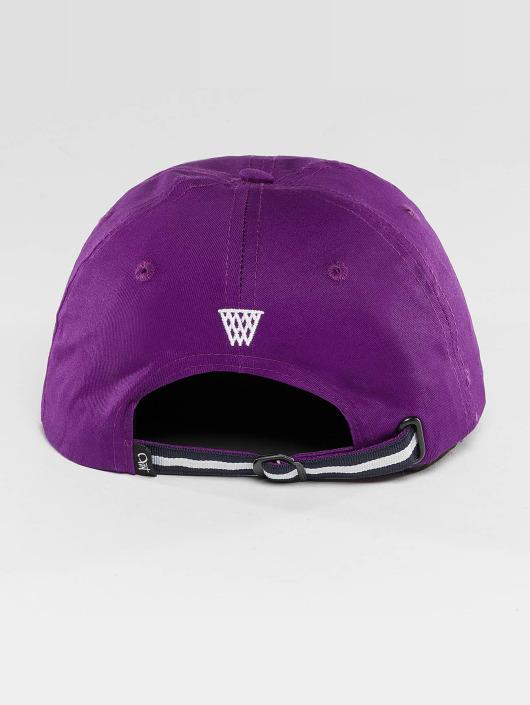 K1X Snapback Caps Ivey Sports fioletowy