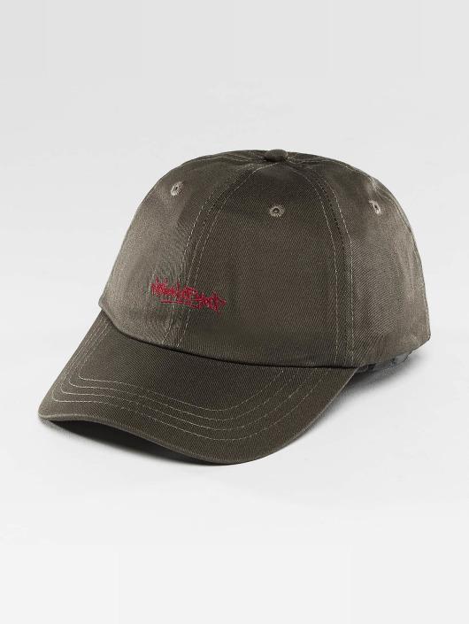 K1X Snapback Caps NOH Tag Sports harmaa