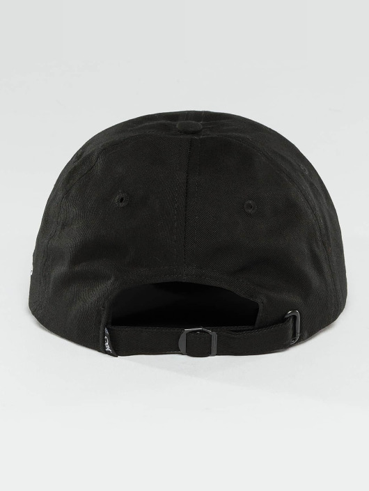 K1X Snapback Caps Smile Sport svart