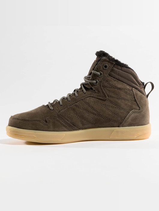 K1X Sneakers H1top oliwkowy