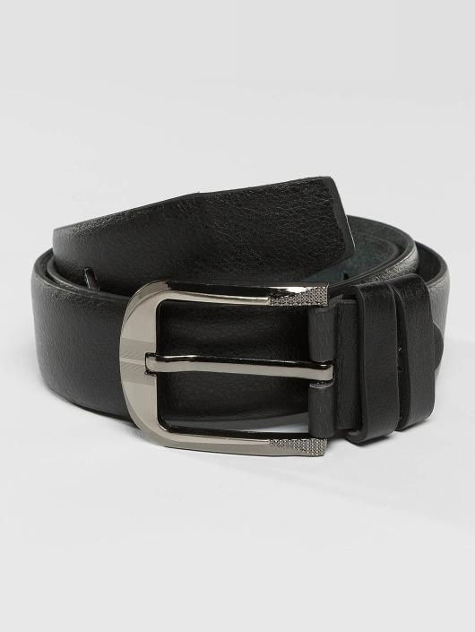 Kaiser Jewelry Vyöt Leather musta