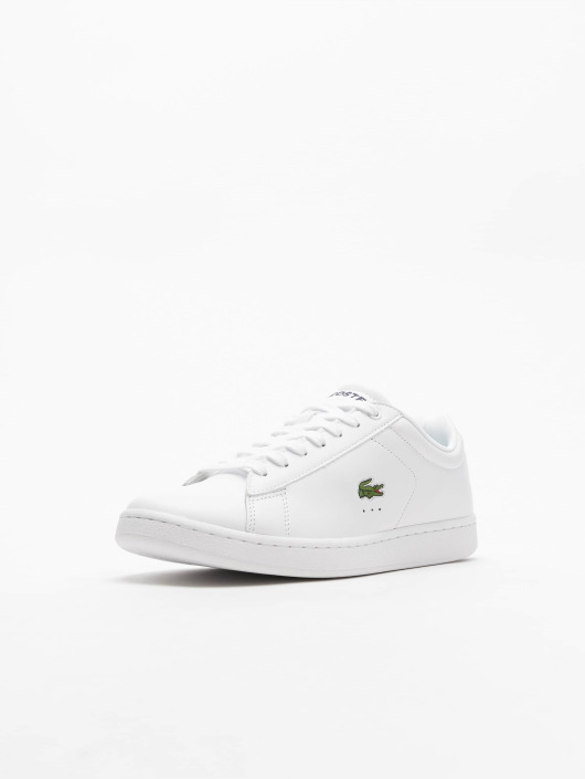 736926a88eae Lacoste | Carnaby Evo BL 1 blanc Homme Baskets 327723